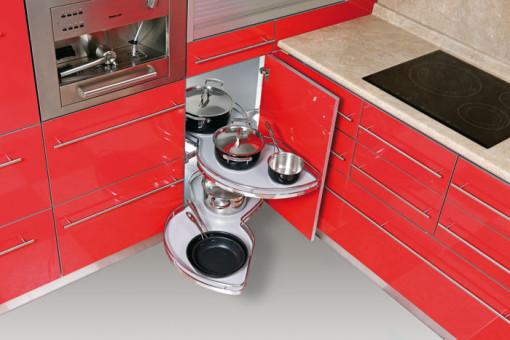 Cocinas herv s rinconeros for Muebles hervas
