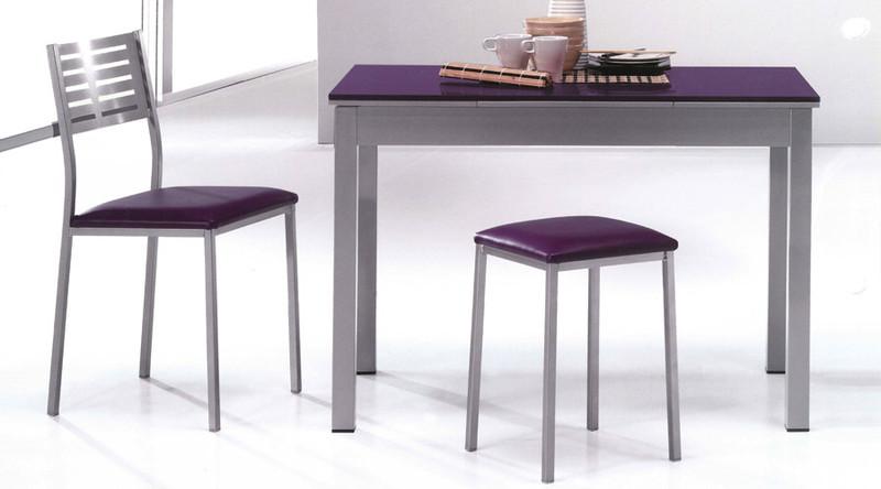 Mesas y sillas en cocinas herv s for Sillas de cocina precios