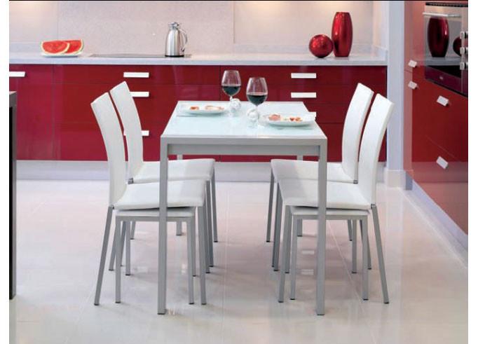 Mesas y sillas de cocina modernas moderna sala de estar for Sillas de cocina modernas online